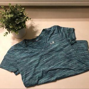 Under Armour Quick Drying Shirt: Medium
